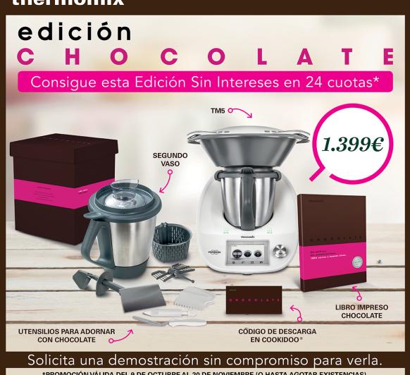 EDICIÓN CHOCOLATE AL 0%