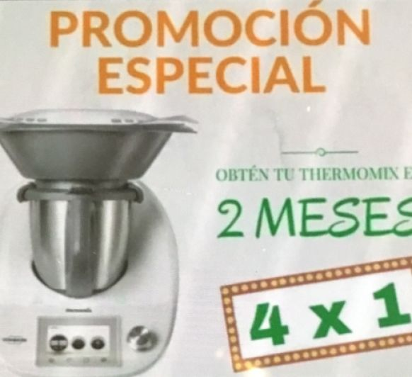 Consigue gratis tu Thermomix® .