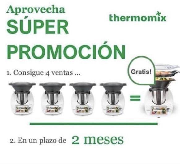 DISFRUTA DE Thermomix® GRATIS