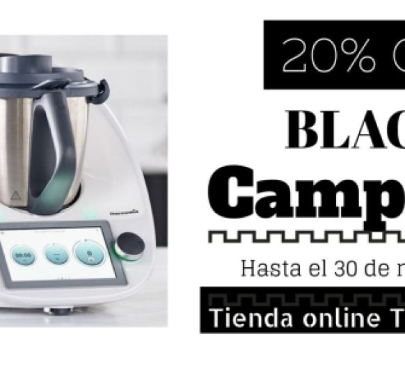 Black friday en tienda online Thermomix®